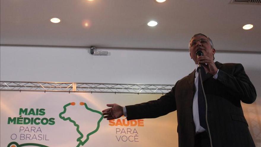 El ministro de Salud de Brasil confirma que renunciará para ser candidato