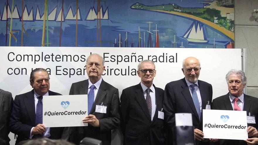 Empresarios valencianos y catalanes reivindican en Tarragona el Corredor Mediterráneo