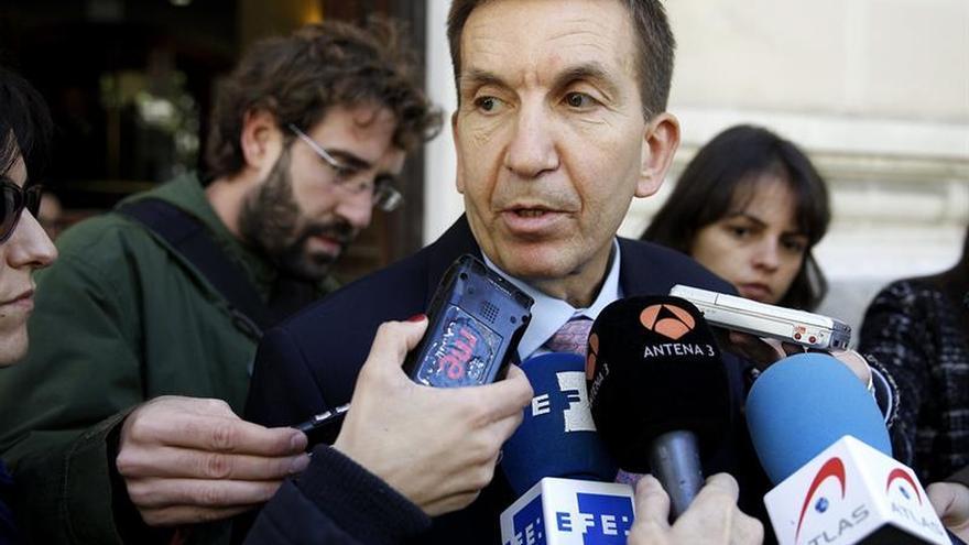 Moix comunica a Nieto que no existe investigación alguna contra él