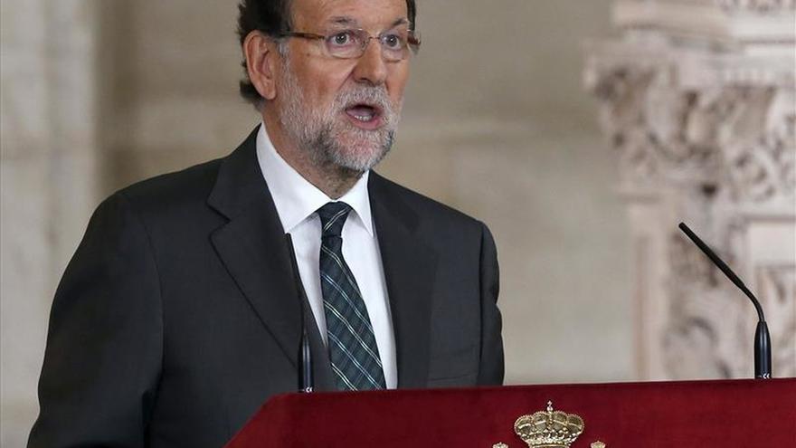 """Rajoy defiende en un vídeo del PP que """"ser serio significa cumplir"""""""