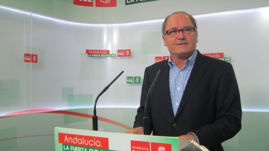 PSOE-A defiende que la reforma de la Constitución incluya la revisión del artículo que fija el techo de gasto