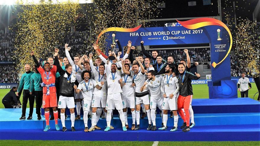 El Real Madrid, campeón del Mundialito de clubes 2017