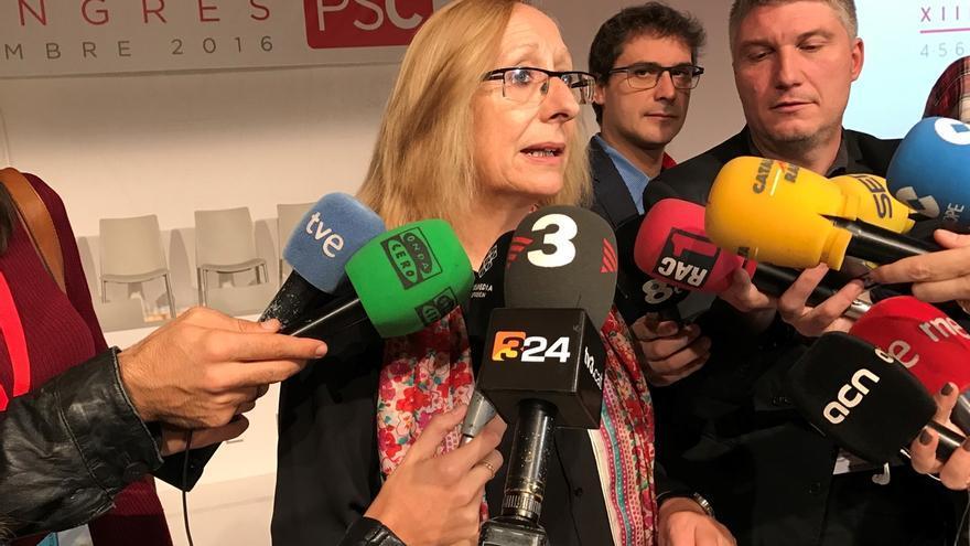 El PSC insiste en seguir con el PSOE y quita hierro a que la Gestora no acuda a su congreso