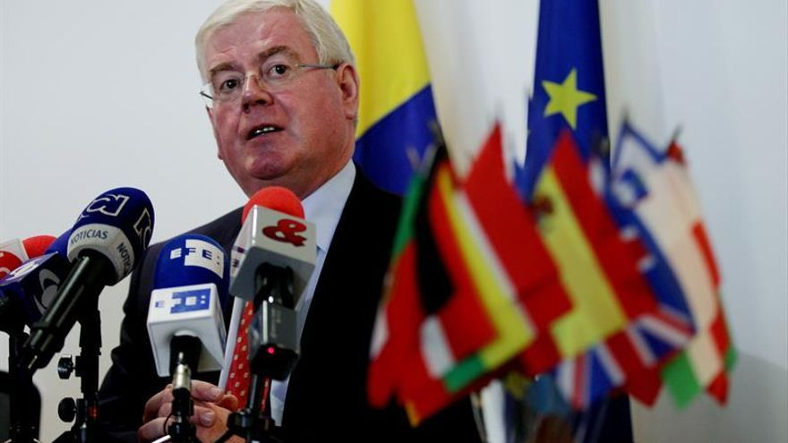 UE: desplazados y amenazas, retos de restitución de tierras en Colombia