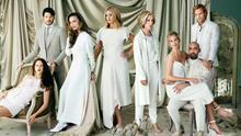 Julia Stiles encabeza el reparto de 'Riviera'.