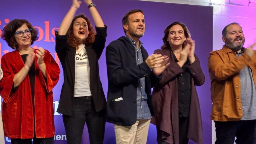 """Asens (En Comú Podem) se reivindica como la opción útil del federalismo """"que ha abandonado el PSOE"""""""