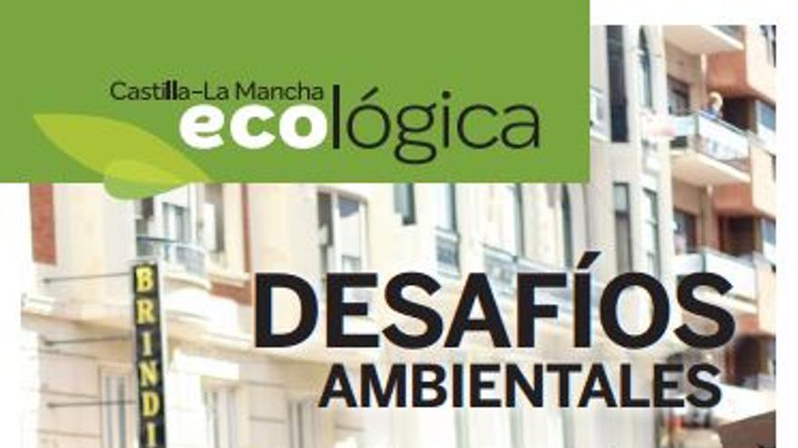 Portada del número 3 de la revista 'Castilla-La Mancha Ecológica'