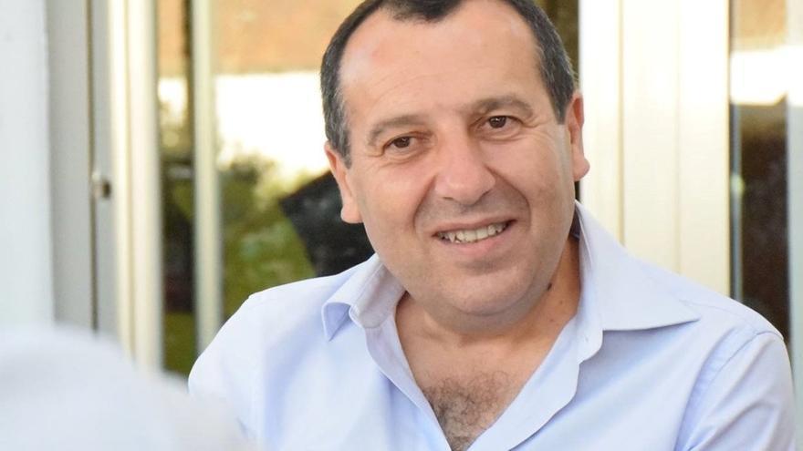 José Luis Ruiz Espejo, nuevo secretario general del PSOE de Málaga