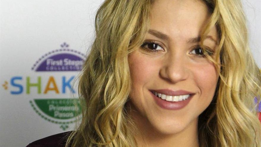 Shakira llega a Barranquilla para grabar un vídeo con Carlos Vives