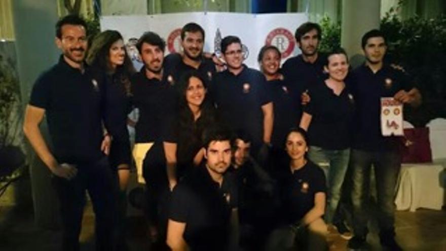 Miembros de Rotaract Murcia
