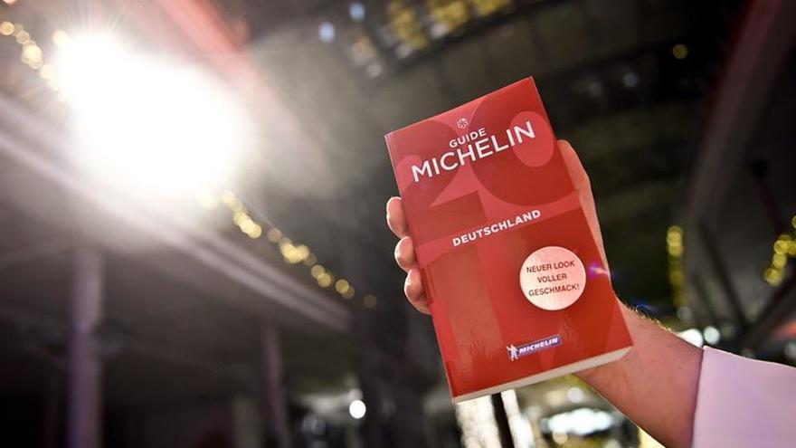 """La Guía Michelin promete un 2018 """"excepcional"""" para España"""