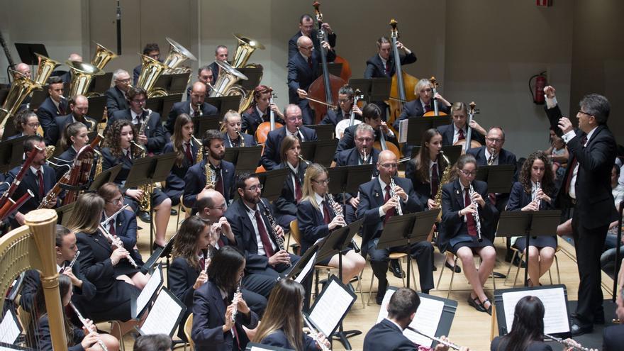 La Societat Unió Musical d'Alberic guanya el CIBM