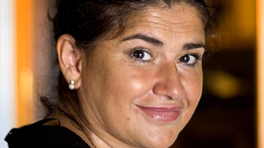 Lucía Etxebarría enfada en Twitter por ningunear a Mara Torres