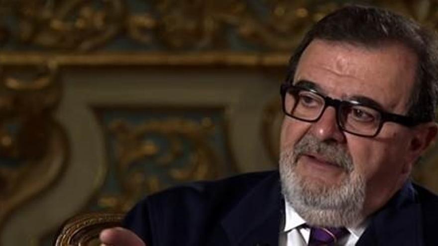 """Rodríguez de la Borbolla recela del nuevo reglamento del PSOE: """"va contra el carácter federal del partido"""""""
