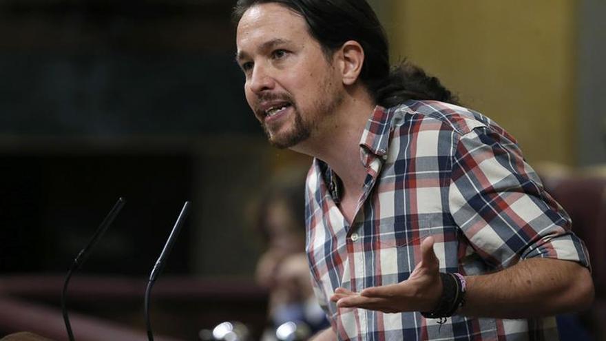 Pablo Iglesias, el líder que más IRPF pagó el año pasado
