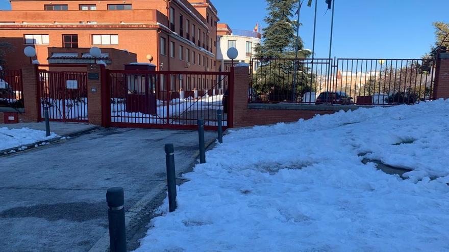 Los centros escolares de la ciudad de Toledo mantendrán las clases 'online' durante toda la semana