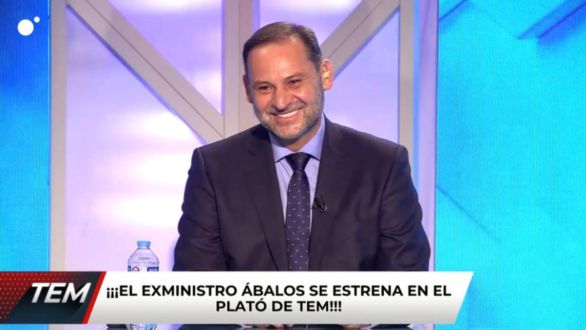 José Luis Ábalos debuta en 'Todo es mentira'