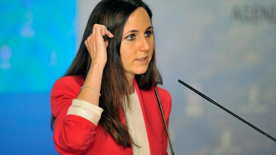 Belarra atribuye al embargo de EEUU la excepcional situación política en Cuba