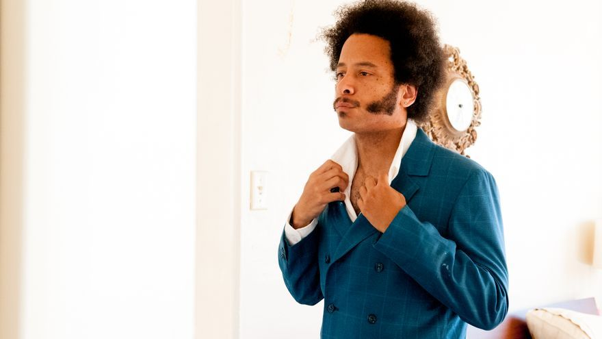 Boots Riley, líder del grupo The Coup
