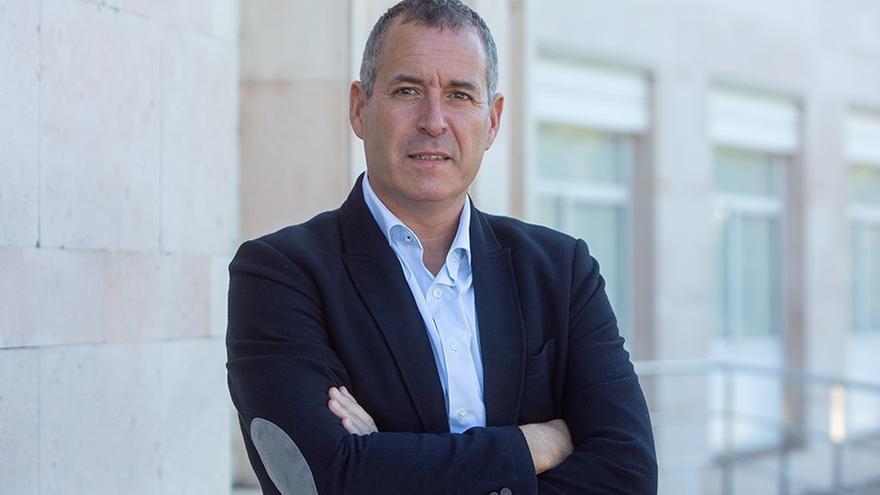 Archivo - Mikel Izquierdo Redín, investigador de la UPNA y Navarrabiomed.