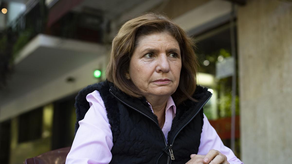 Patricia Bullrich, denunciada por sus dichos sobre las Islas Malvinas.