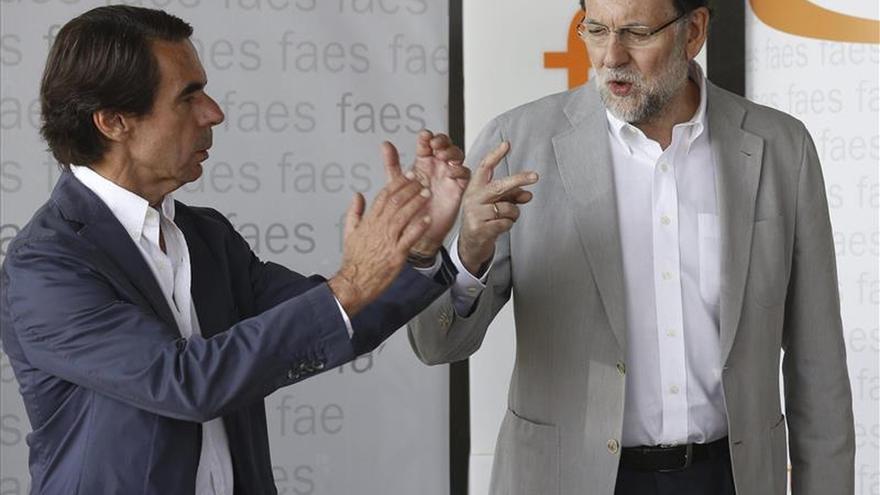 Rajoy dice que el PP es la única referencia de estabilidad que tiene España