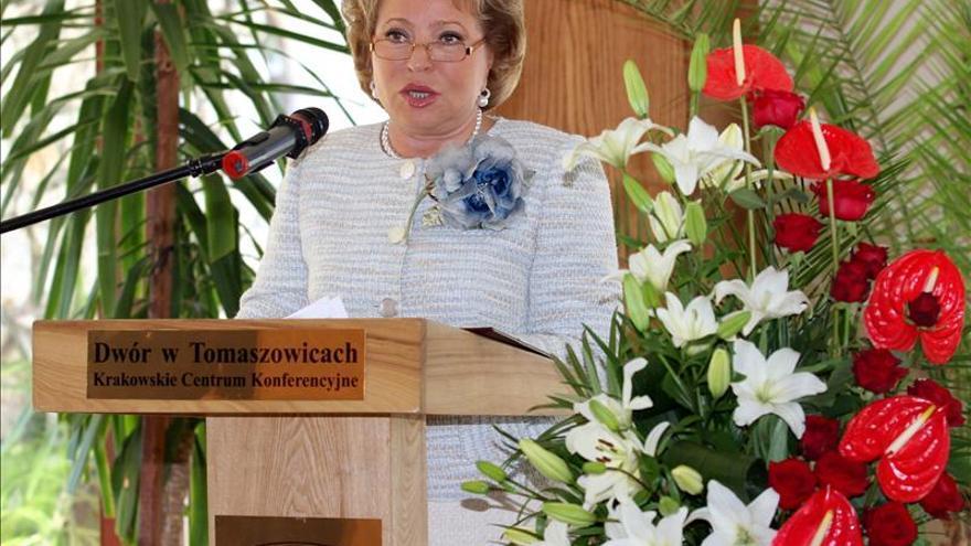 La presidenta del senado ruso cree que el intercambio con Cuba aún no es suficiente
