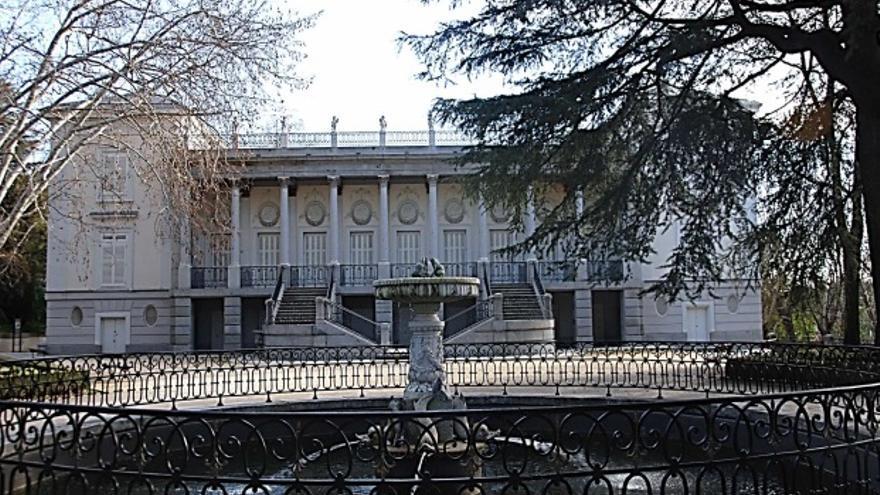 Palacio del Jardín del Capricho