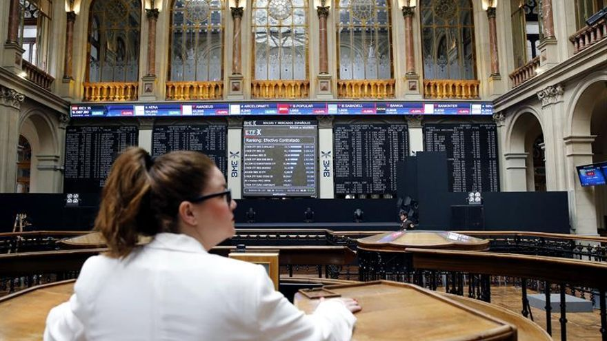 La Bolsa española pierde fuelle tras la apertura al subir un leve 0,02 por ciento