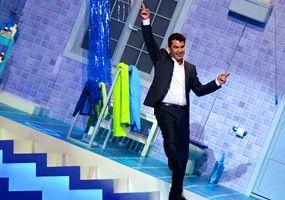 """Arturo Valls también """"se moja"""" en la segunda temporada de 'Me resbala'"""