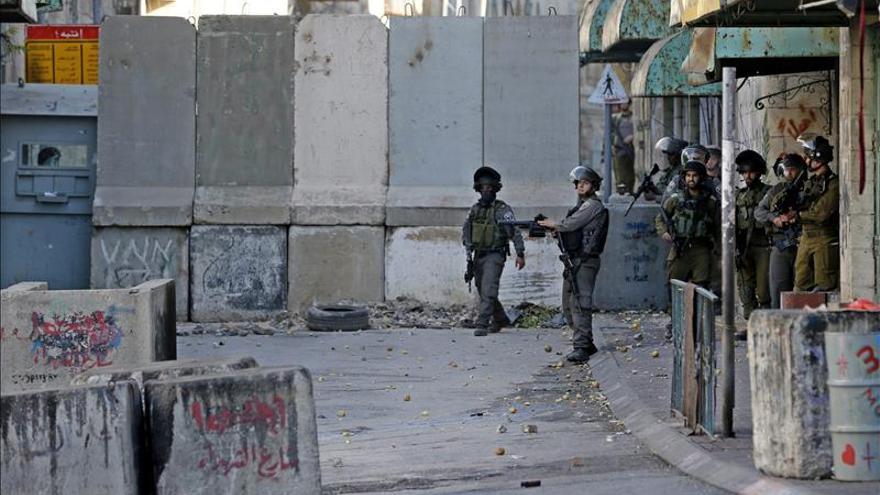 Cuatro israelíes heridos en un atropello intencionado en Cisjordania
