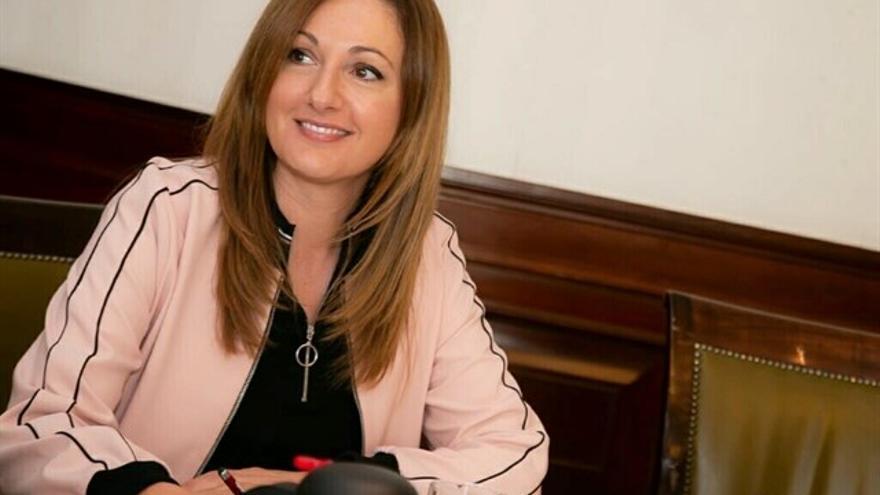 Ascensión Carreño, diputada regional del partido popular