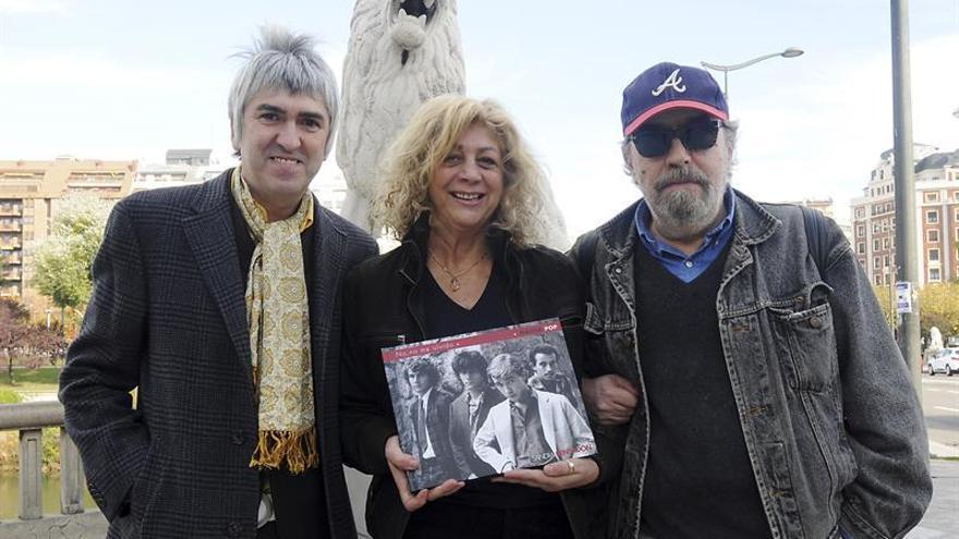 'No, no me olvido. Nacha Pop', historia de la música española en imágenes