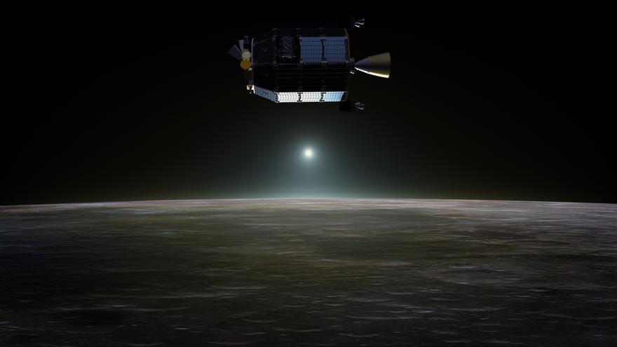 Algunas construcciones estarán en torno a la Luna
