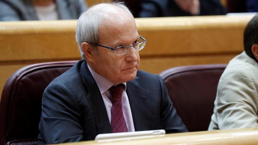"""Montilla: """"Puigdemont tendría que estar aquí dando la cara"""""""