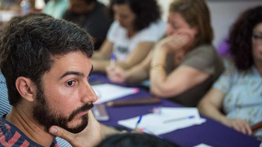 Podemos exige a Clavijo incrementar en 3.700 personas la plantilla del profesorado público no universitario