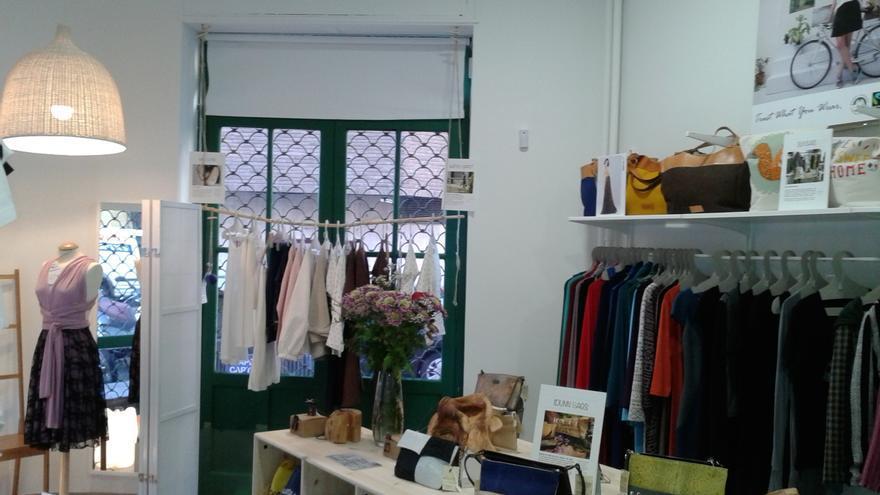 Imagen de la tienda The Circular Project Shop.