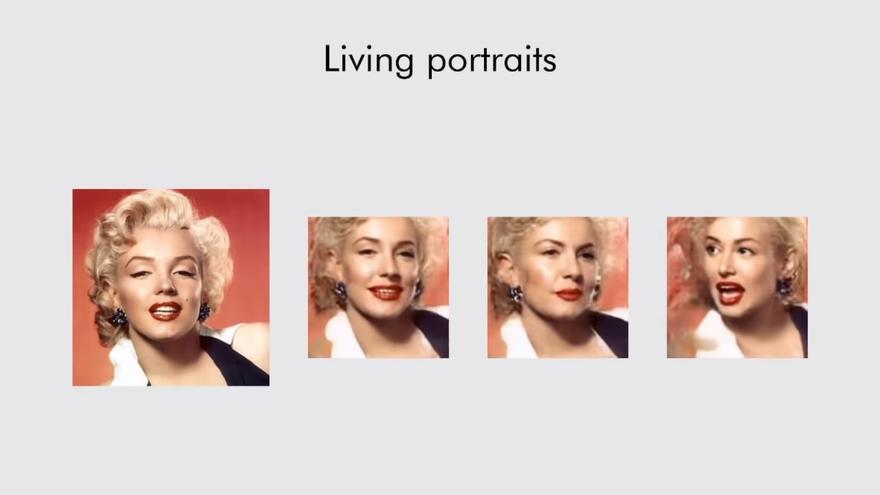 "Marilyn Monroe, devuelta a la ""vida"""