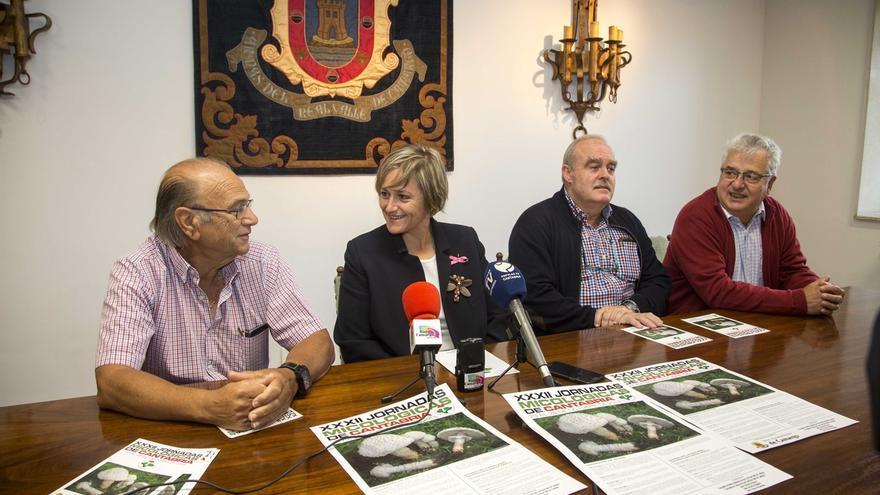 El municipio acogerá a partir del martes las XXXII Jornadas Micológicas de Cantabria