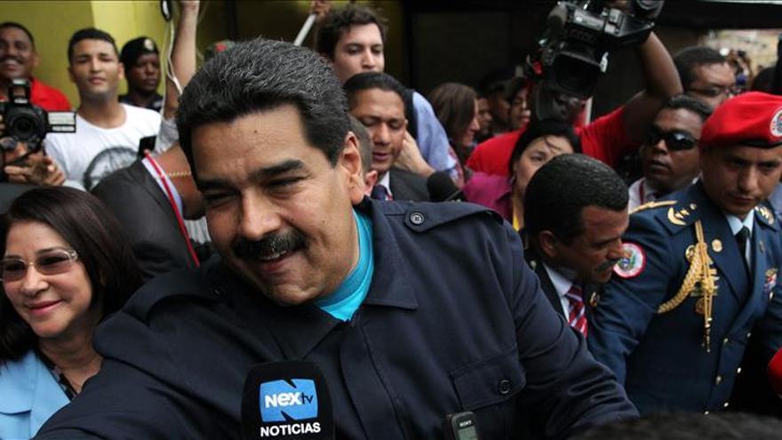 Venezuela no ha bombardeado a pueblos hermanos, dice Maduro