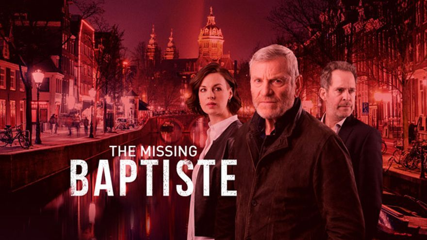 Cartel promocional de 'The Missing: Baptiste'.