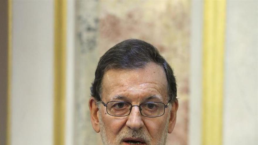 """Rajoy, tras la elección de Ana Pastor: """"La legislatura empieza bien"""""""