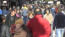 Hoy hay más población en riesgo de pobreza que cuando Rajoy llegó al poder