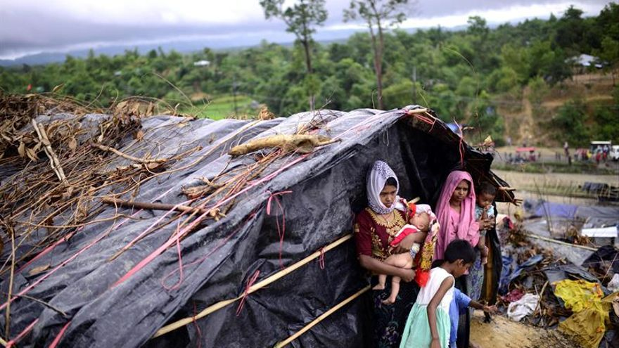 España condena los actos violentos y contra los derechos humanos en Birmania
