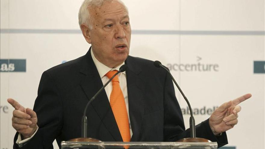 """Margallo ofrece a España como """"honesto mediador"""" para un acuerdo entre la UE y EEUU"""