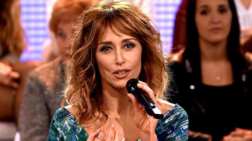 Emma García, en su último programa de MYHYV