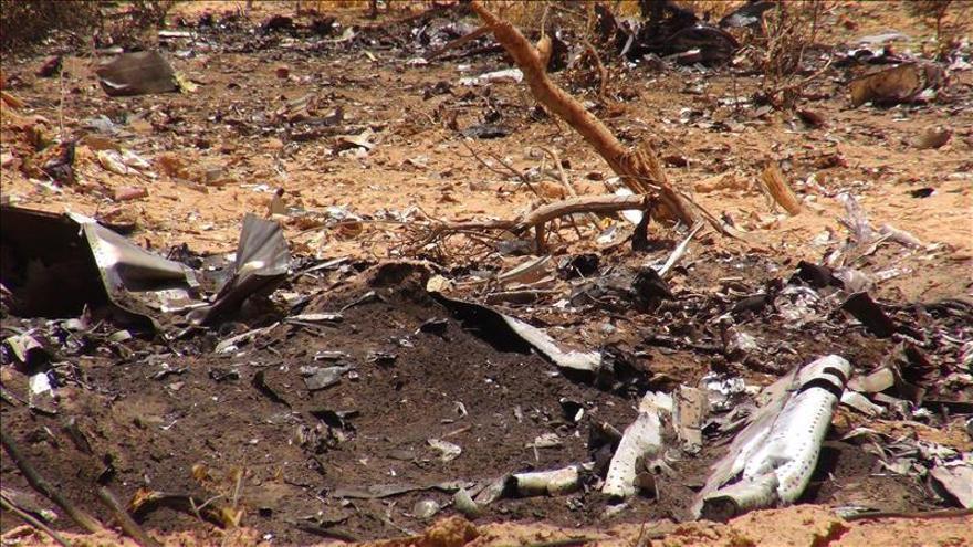 Un error de pilotaje causó el accidente del Air Algérie operado por Swiftair
