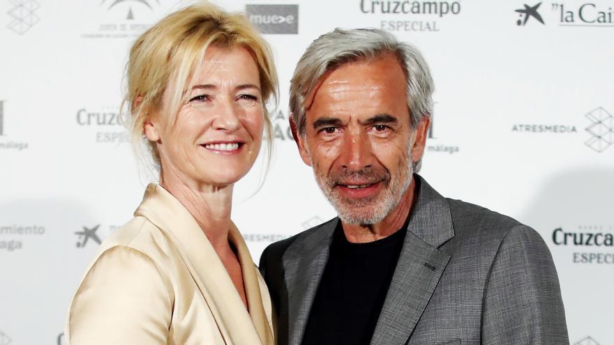 Ana Duato e Imanol Arias