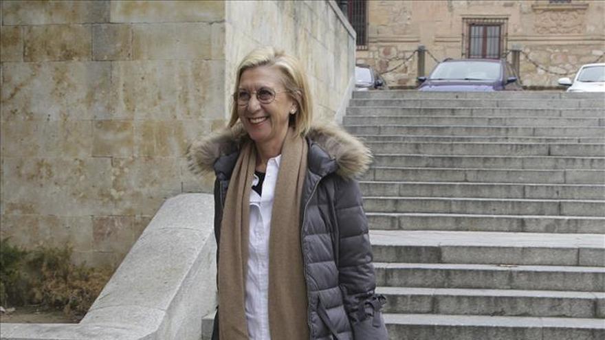 Díez pide a PP, PSOE, Ciudadanos y Podemos que no vayan al debate de Antena 3