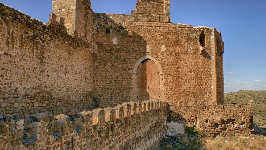 Castillo de Montalbán, San Martín de Montalbán (Toledo) / Foto: Turismo Castilla-La Mancha